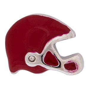 Picture of Red Football Helmet Charm